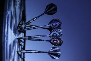 dartständer test